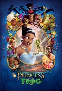Poster do filme A Princesa e o Sapo / The Princess and the Frog (2009)