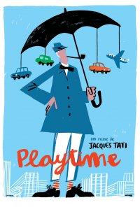 Poster do filme Vida Moderna (cópia digital restaurada) / Playtime (1967)