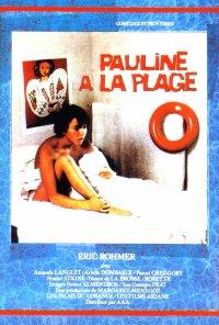 Poster do filme Paulina na Praia (reposição) / Pauline à la plage (1983)