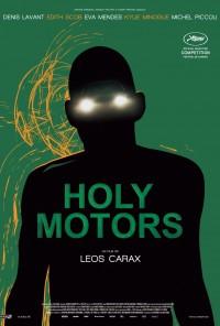 Poster do filme Holy Motors (2012)