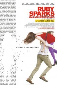 Poster do filme Ruby Sparks - Uma Mulher de Sonho / Ruby Sparks (2012)