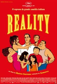 Poster do filme Reality (2012)