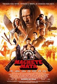 Poster do filme Machete Mata / Machete Kills (2013)