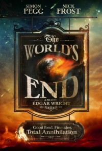 Poster do filme É o Fim do Mundo / The World's End (2013)