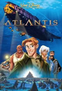 Poster do filme Atlântida / Atlantis: The Lost Empire (2001)