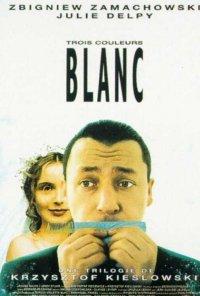 Poster do filme Trilogia das Cores: Branco (versão digital e restaurada) / Trois couleurs : Blanc (1994)