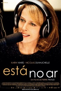 Poster do filme Está no Ar / Parlez-moi de Vous (2012)