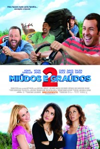 Poster do filme Miúdos e Graúdos 2 / Grown Ups 2 (2013)