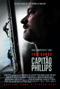 Poster do filme Capitão Phillips / Captain Phillips (2013)