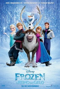 Poster do filme Frozen - O Reino do Gelo / Frozen (2013)