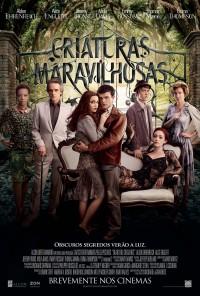 Poster do filme Criaturas Maravilhosas / Beautiful Creatures (2013)