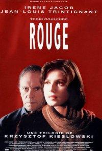 Poster do filme Trilogia das Cores: Vermelho (versão digital e restaurada) / Trois couleurs : Rouge (1994)