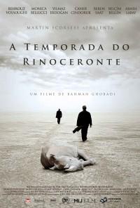 Poster do filme A Temporada do Rinoceronte / Fasle Kargadan (2012)