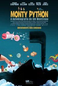 Poster do filme Monty Python: A Autobiografia de um Mentiroso / A Liar's Autobiography - The Untrue Story of Monty Python's Graham Chapman (2012)