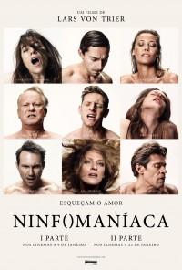 Poster do filme Ninfomaníaca (Parte I) / Nymphomaniac (Volume I) (2013)