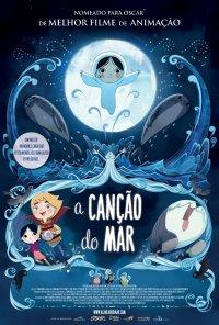 Poster do filme A Canção do Mar / Song of the Sea (2014)