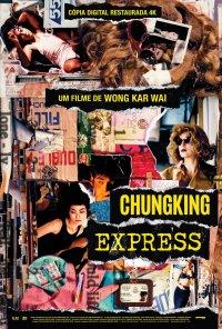Poster do filme Chungking Express (reposição) / Chung Hing sam lam (1994)