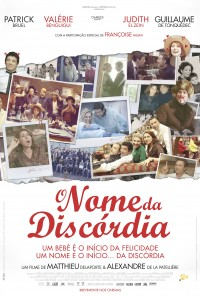 Poster do filme O Nome da Discórdia / Le Prénom (2012)