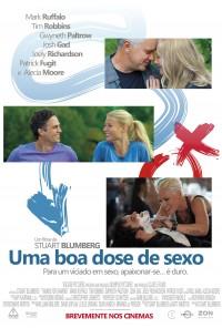 Poster do filme Uma Boa Dose de Sexo / Thanks for Sharing (2012)