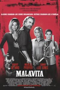 Poster do filme Malavita / The Family (2013)