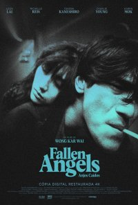Poster do filme Fallen Angels - Anjos Caídos (reposição) / Do lok tin si (1995)