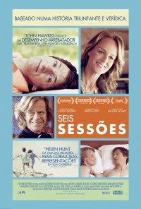 Poster do filme Seis Sessões / The Sessions (2012)