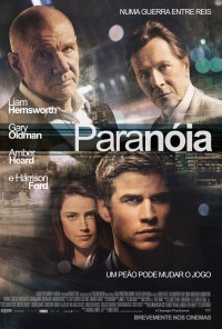Poster do filme Paranóia / Paranoia (2013)