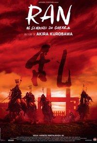 Poster do filme Ran - Os Senhores da Guerra (versão restaurada) / Ran (1985)