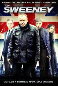Poster do filme Em Força Contra o Crime / The Sweeney (2012)