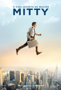 Poster do filme A Vida Secreta de Walter Mitty / The Secret Life of Walter Mitty (2013)