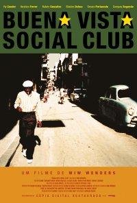 Poster do filme Buena Vista Social Club (reposição) / Buena Vista Social Club (1999)