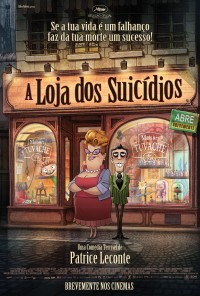 Poster do filme A Loja dos Suicídios / Le Magasin des Suicides (2012)