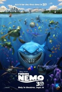Poster do filme À Procura de Nemo 3D / Finding Nemo 3D (2012)