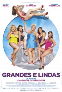 Poster do filme Grandes e Lindas / Mince Alors! (2012)