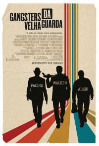 Poster do filme Gangsters da Velha Guarda / Stand Up Guys (2013)