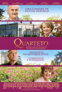 Poster do filme Quarteto / Quartet (2012)