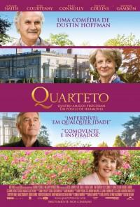 Poster do filme Quarteto / Quartet (2012)