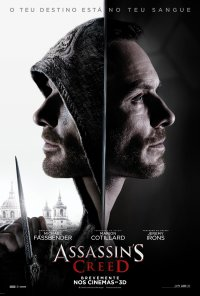 Poster do filme Assassin's Creed (2016)