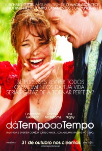 Poster do filme Dá Tempo ao Tempo / About Time (2013)