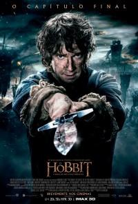 Poster do filme O Hobbit: A Batalha dos Cinco Exércitos / The Hobbit: The Battle of the Five Armies (2014)