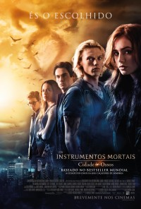 Poster do filme Os Instrumentos Mortais: Cidade dos Ossos / The Mortal Instruments: City of Bones (2013)