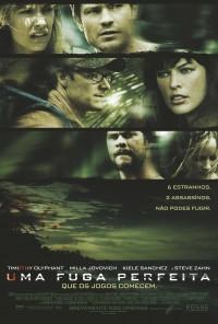 Poster do filme Uma Fuga Perfeita / A Perfect Getaway (2009)
