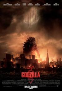 Poster do filme Godzilla (2014)