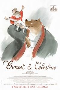 Poster do filme Ernest e Célestine / Ernest & Célestine (2012)