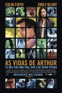 Poster do filme As Vidas de Arthur / Arthur Newman (2012)