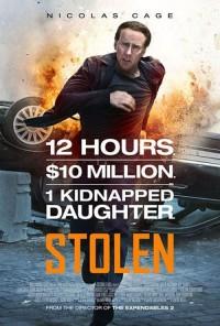 Poster do filme Stolen (2012)