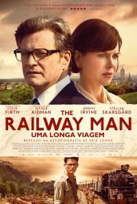 Poster do filme Uma Longa Viagem / The Railway Man (2013)