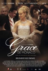 Poster do filme Grace do Mónaco / Grace of Monaco (2013)