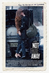 Poster do filme Not Fade Away (2012)