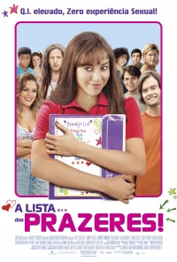 Poster do filme A Lista dos Prazeres / The To Do List (2013)